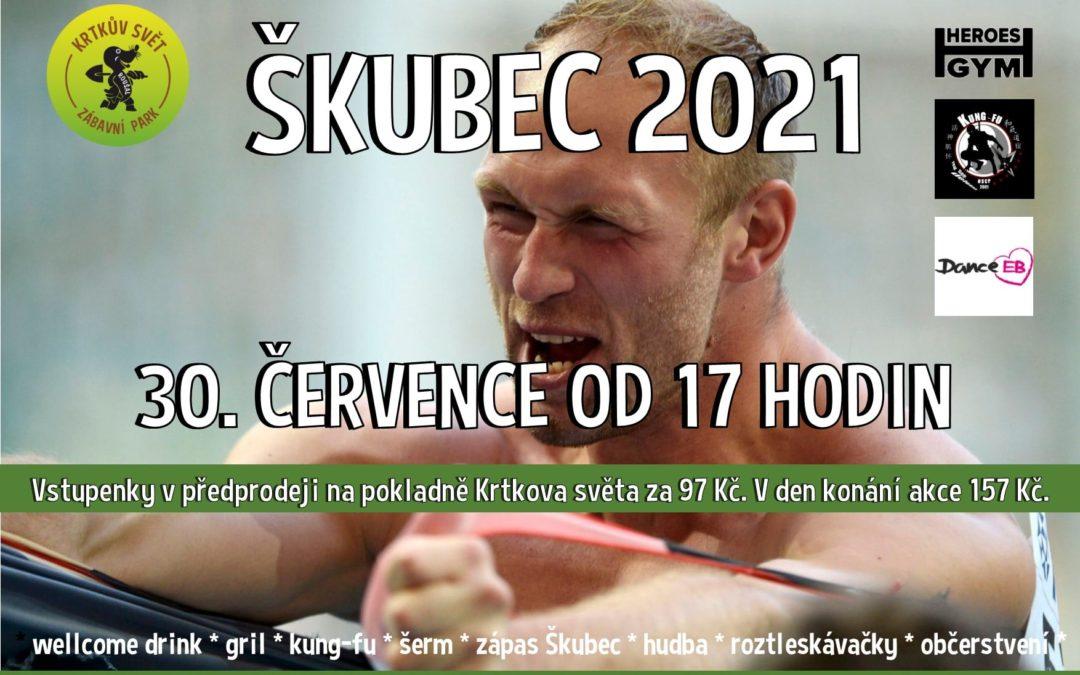ŠKUBEC 2021