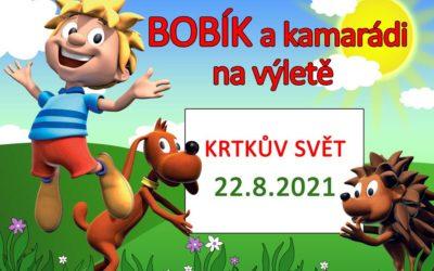 Dětský program s Bobíkem