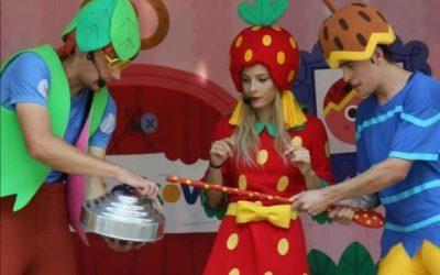 Sladká show MLSOTKOVÉ v Krtkově světě